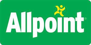 Click Here for Allpoint ATM Locations - Allpoint Logo